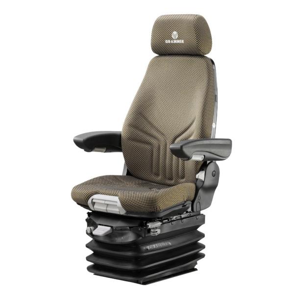 Виброзащитные сиденья